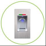 Fingerscan Ein Höchstmaß an Bedienkomfort Das schlüssellose, biometrische System.