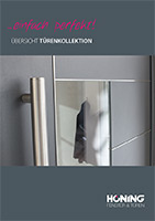 Übersicht Türenkollektion